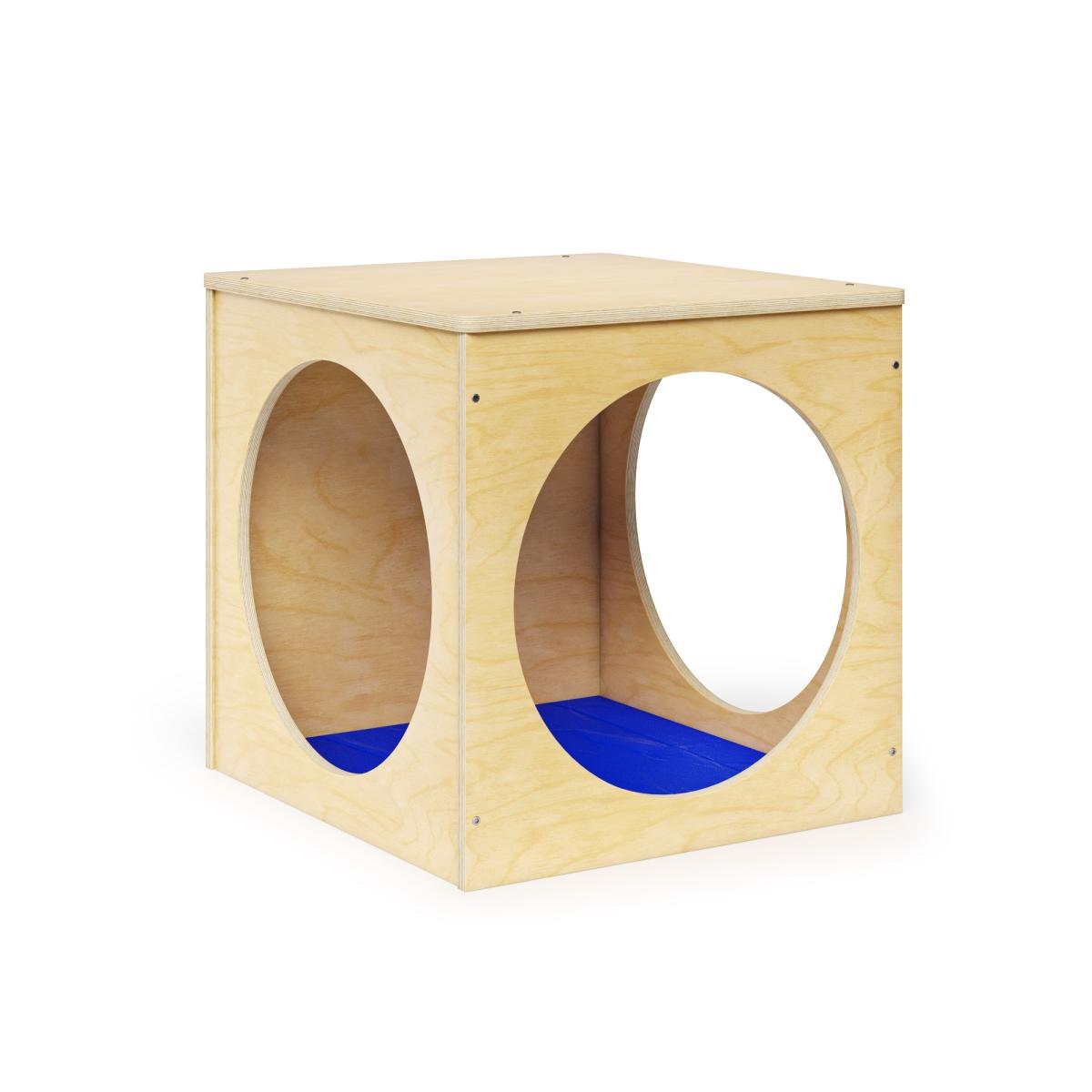 Toddler Play House Cube W/Floor Mat Set