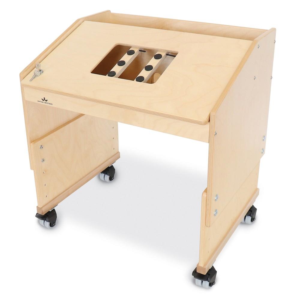 Mobile Tablet Desk - Single