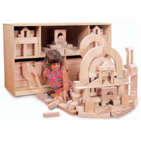 340 Piece Half Unit Block Set