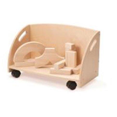 Building Block Storage Cart