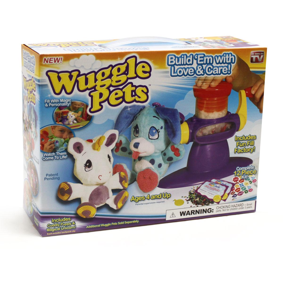 Wuggle Pets Starter Kit