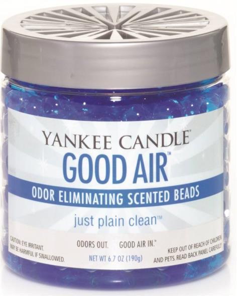 Good Air 1255461 Just Plain Clean Odor Eliminating Bead