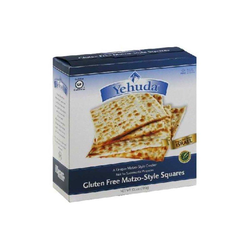 Yehuda Matzo Squares GF (12x105OZ )