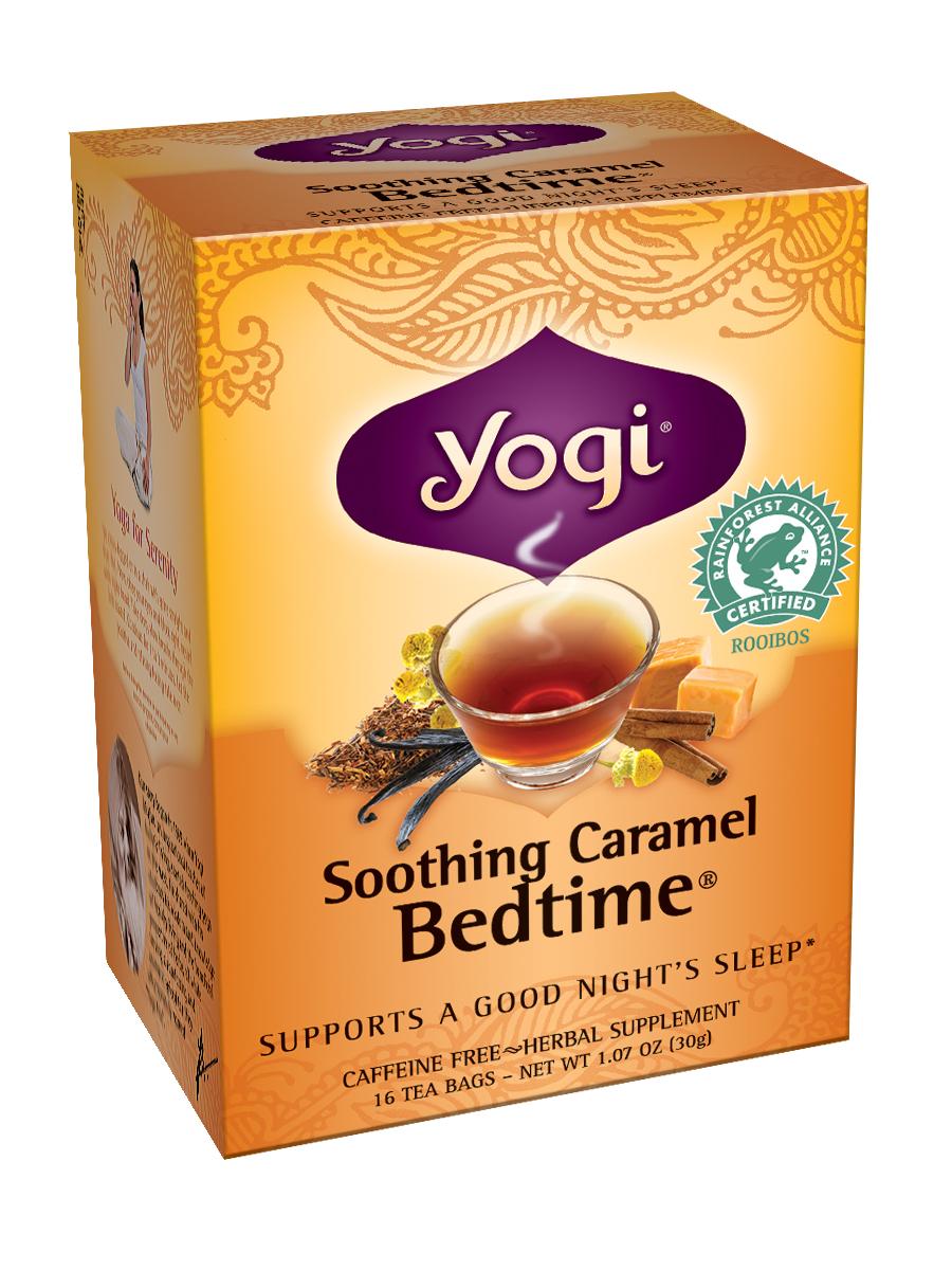 Yogi Soothing Caramel Bedtime Tea (6x16 Bag)