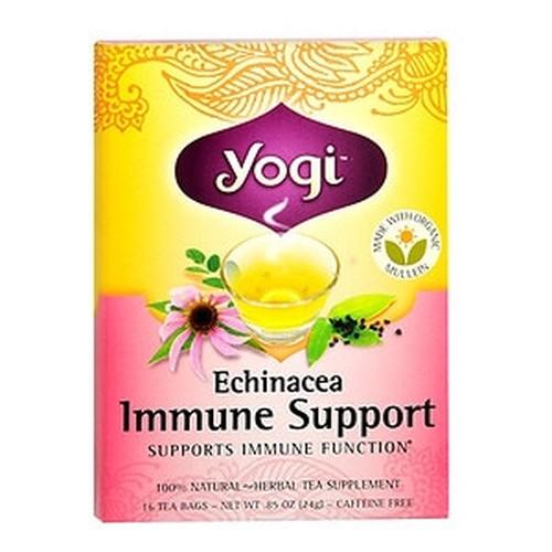 Yogi Echinacea Immune Tea (1x16 Bag)