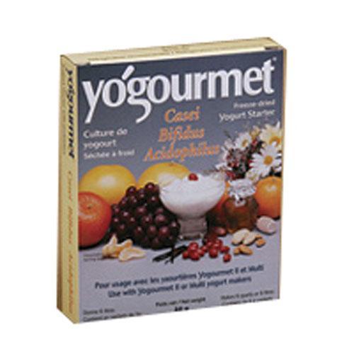 Yogourmet Yogurt Starter with Probiotics (6x5 g)