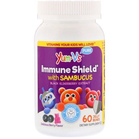 Yumv's Immune Shield with Sambucus 60 Chews