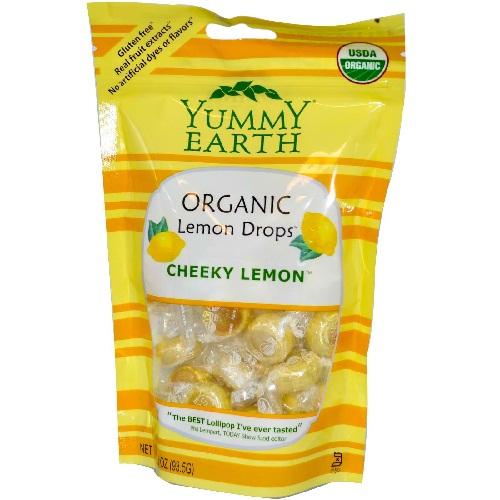 Yummy Earth Cheeky Lemon Drops (6x33 Oz)