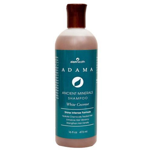 Zion Health Adama Minerals Shampoo White Coconut (16 fl Oz)