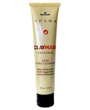 Zion Health Clay Mask Deep Pore Cleanser 4 Oz