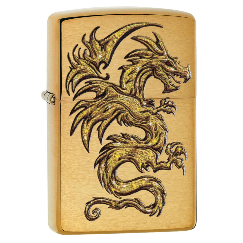 Zippo Dragon Design Lighter