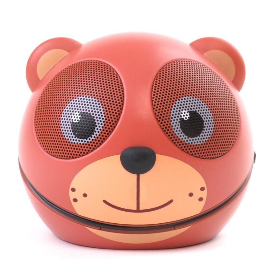 ZOO-TUNES MCS01 CHARACTER SPEAKER *BEAR*