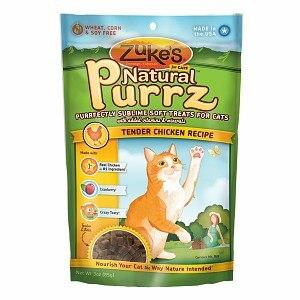 Zuke's Natural Purrz Chicken (1x3Oz)