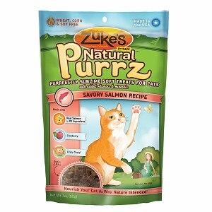 Zuke's Natural Purrz Salmon (1x3 Oz)