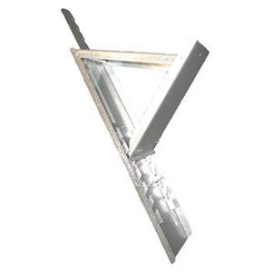 Adjustable Galvanized Roof Bracket (6 Position) - case of 6