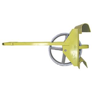 Long Ladder Hoisting Wheel