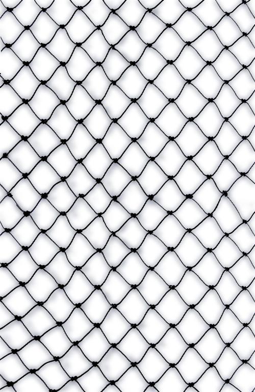 Bird-X PE Knotted Netting, 3/4