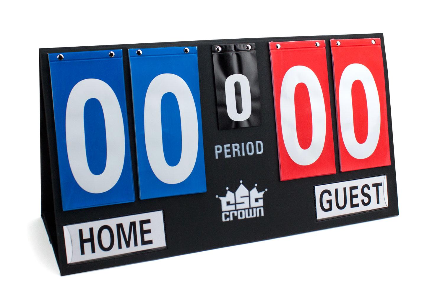 Large Deluxe Portable Scoreboard