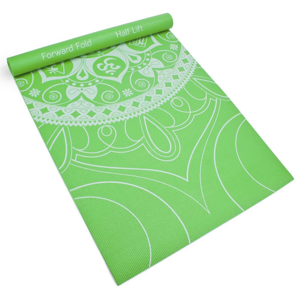 3mm Meadow Premium Printed Yoga Mat