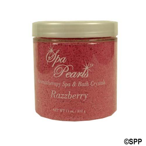 Fragrance, Insparation Spa & Bath Pearls, Razzberry, 11oz Jar