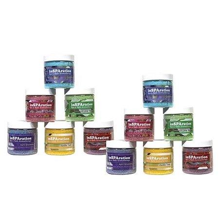 Fragrance, Insparation Crystals, Coconut Mango, 5oz Jar