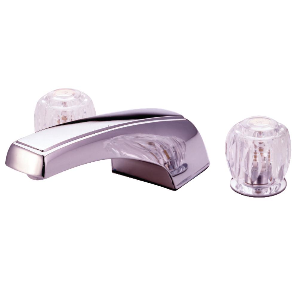 Kingston Brass KB281 Roman Tub Faucet, Polished Chrome