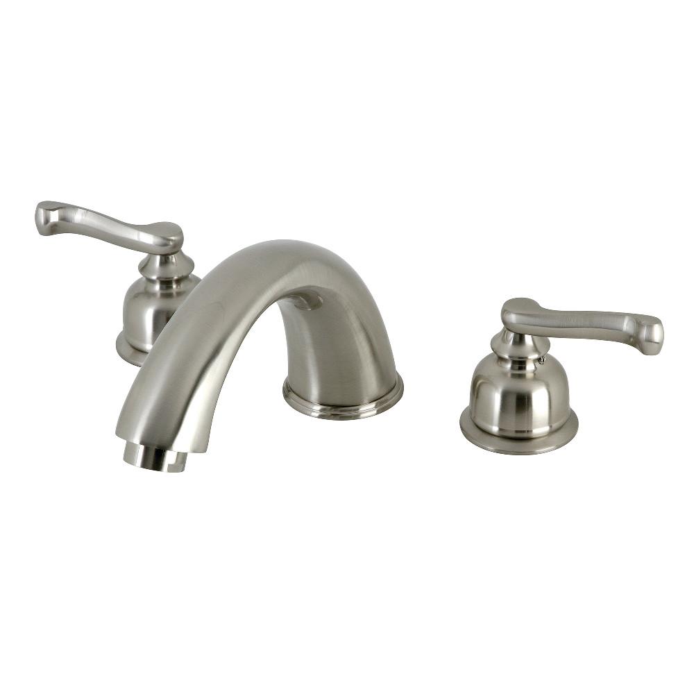 Kingston Brass KB8368FL Roman Tub Faucet, Brushed Nickel
