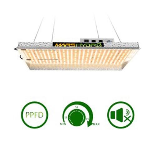 TSW 2000 LED Grow Light for Indoor Plants Full Spectrum 300W 3ftx3ft 4ftx4ft coverage