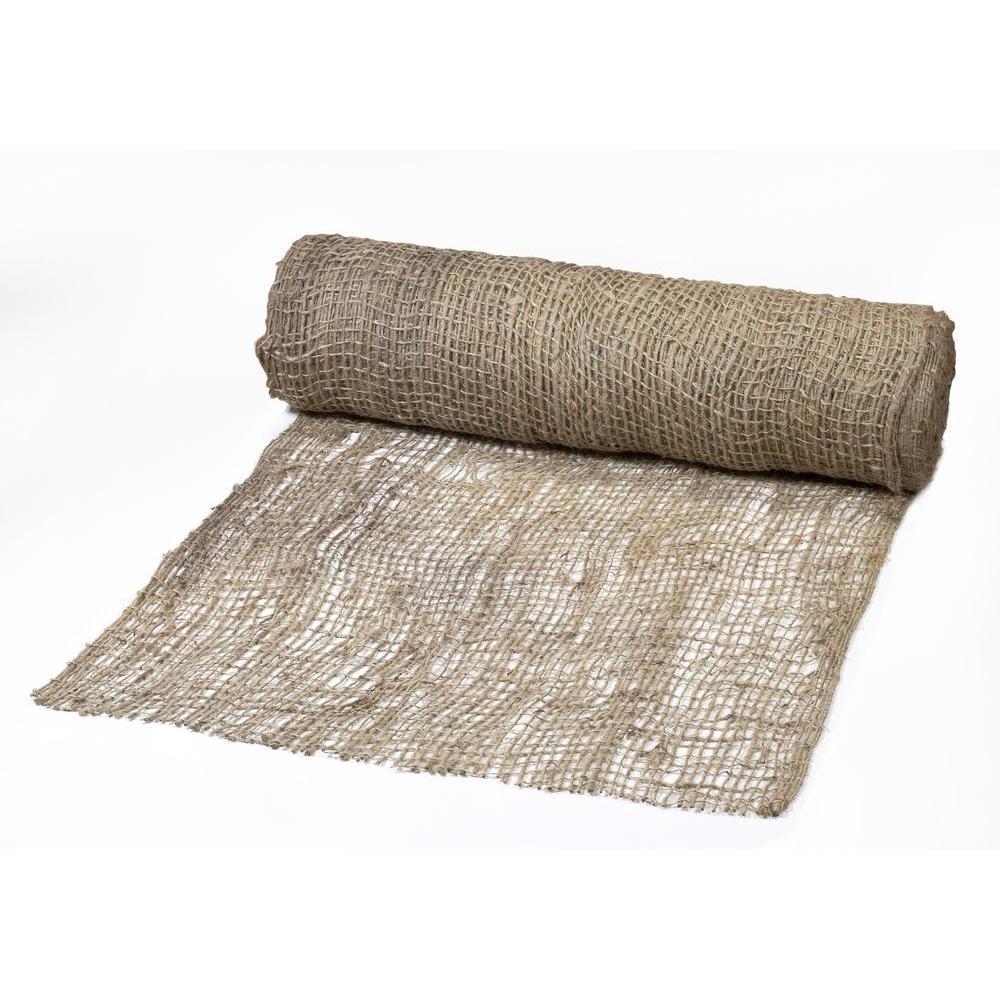 Jute Mesh Blanket, 225' Length X 4' Width
