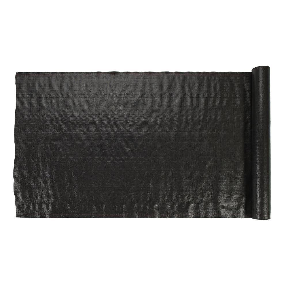 "WF200 Polyethylene Woven Geotextile Fabric, 100' Length x 30"" Width"