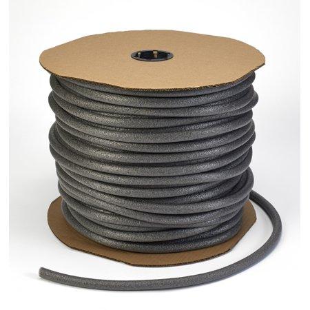 Mutual Industries 500-0-0 Standard Backer Rod, 2500 Linear Feet, 1/2