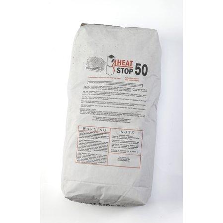 Mutual Industries 60070700-0-0 Heat Stop, 50 lb. Pail