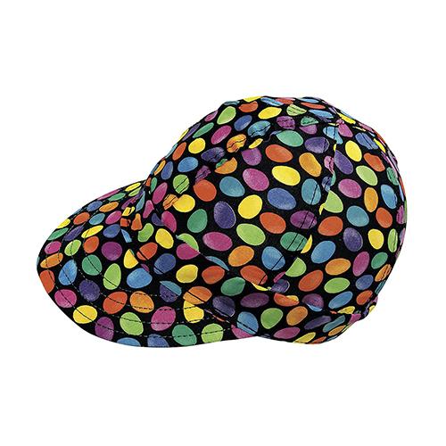 "Kromer Jelly Bean Style Welder Cap 6 3/ 4, Cotton, Length 5"", Width 6"""