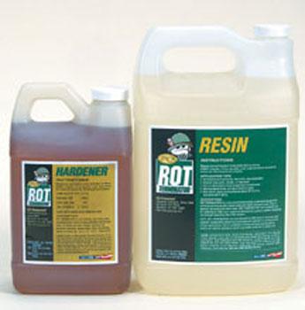 PC-Rot Terminator Epoxy Wood Consolidant (1.5 gal)