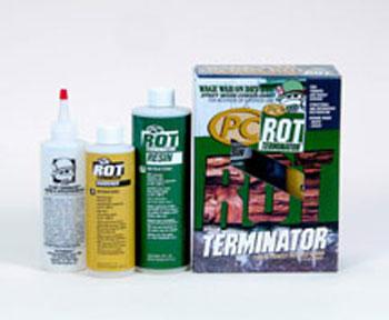 PC-Rot Terminator Epoxy Wood Consolidant (24oz)