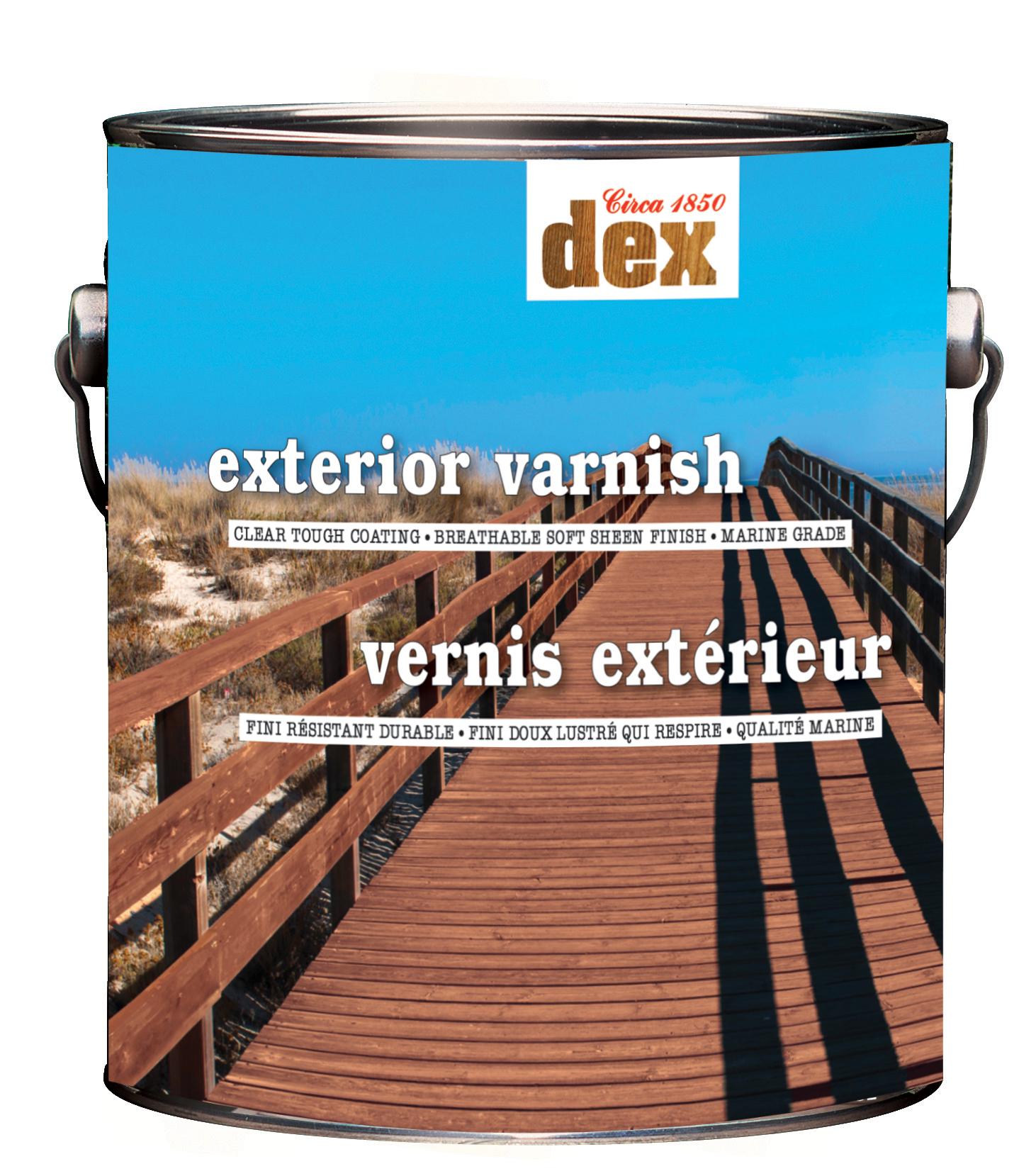 Exterior Varnish - gallon