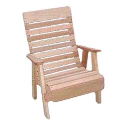 2' Royal Highback Chair
