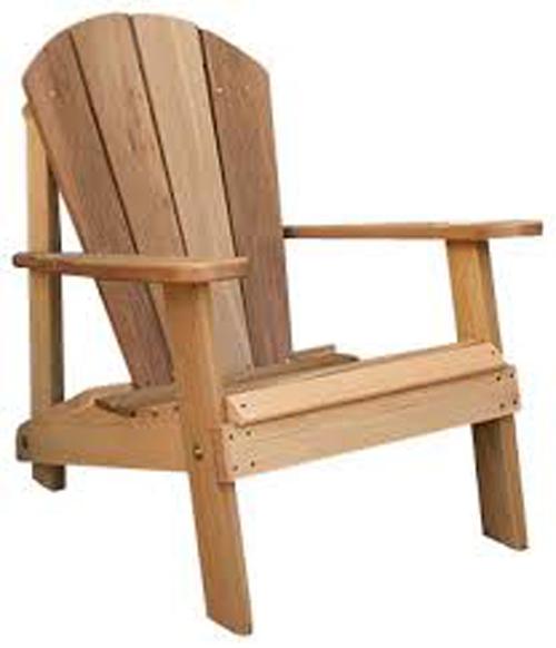 Southern Adirondack Chair