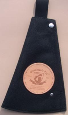 Black Cordura Nylon Sheath for Woodmans Pal Classic