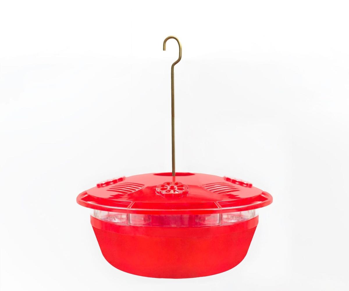 Red Humm-Yumm Feeder