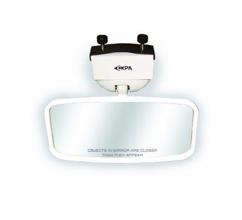 "Concept II 4"" x 8"" Marine Mirror (White)"