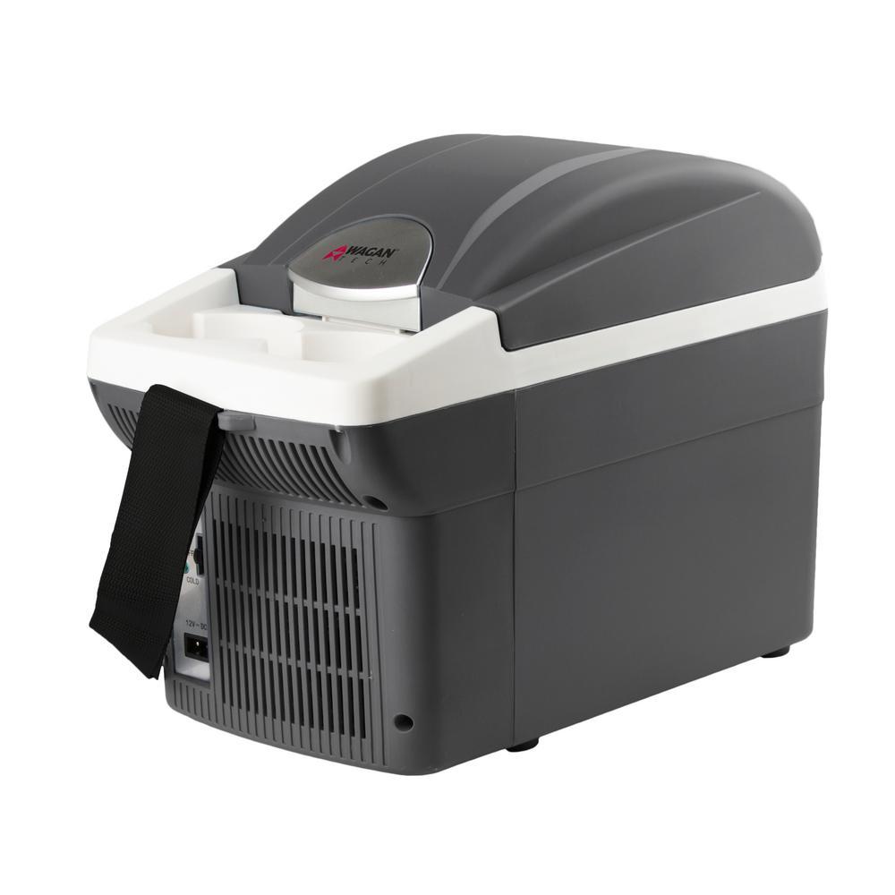 Wagan Tech 6206 12-Volt 6-Quart Personal Fridge/Warmer