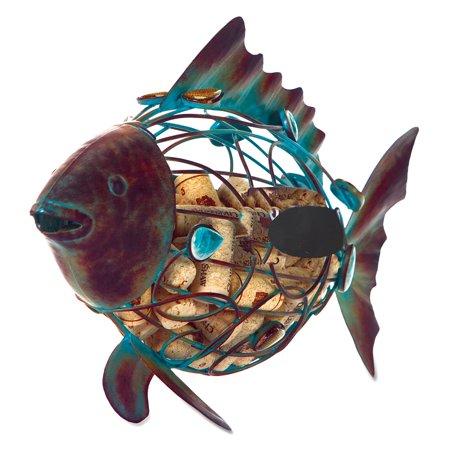 Fish Cork Caddy