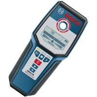 Bosch GMS120 Electric Wall Scanner, 4-3/4 in, Digital, Backlit, LCD