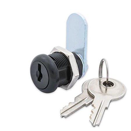 "(Open Box) Combi-Cam 5/8"", Black, 4-Dial- Pack of 2"