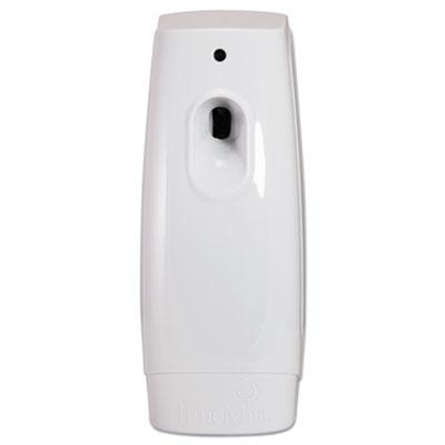 Classic Metered Aerosol Fragrance Dispenser, 3 3/4w x 3 1/4d x 9 1/2h, White