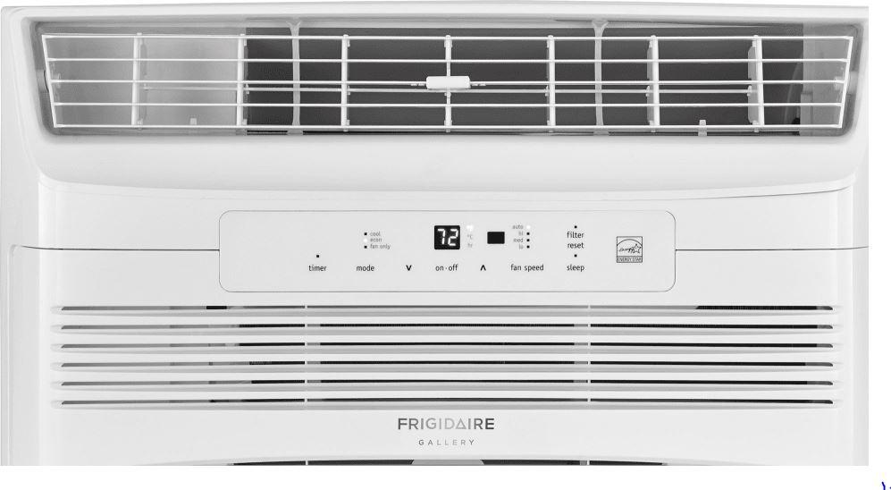 6,000 BTU Window Air Conditioner, Super Quiet Sound Package, eStar
